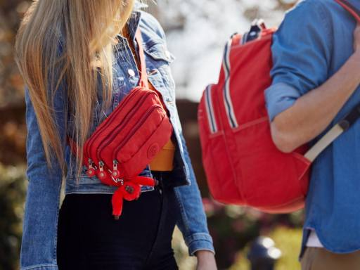 Kipling launches luggage rental service