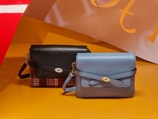 Mulberry celebrates the festive season with film and art project