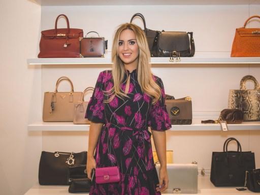 My London: Charlotte Staerck – Retail Director of Handbag Clinic