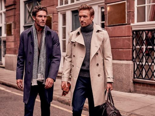5 Slick Coat Styles To Beat The Winter Chill