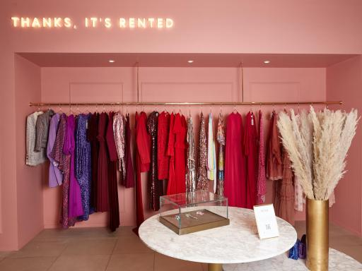 HURR Collective launches wardrobe rental pop-up at Selfridges
