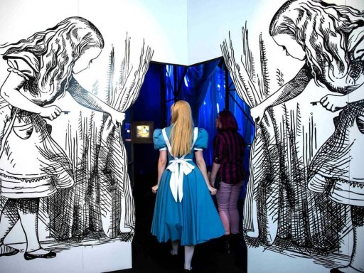 V&A announces Alice in Wonderland exhibition featuring Tim Burton costumes