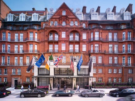 Claridges hotel offers free accommodation to London health workers