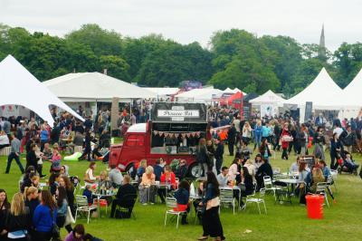 Foodies Festival - Clapham Common 23