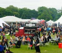 Foodies Festival - Clapham Common 40