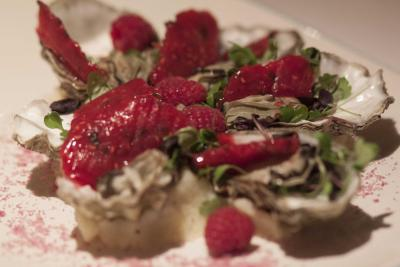 Fancy something dishy this Valentines? The 'Valentino' Oyster could be for you! 18