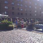 Wapping Market - Worth Getting up For? 11
