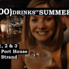 The Port House The Strand - No 1, 2 & 3 of 500 Drinks of Summers 9