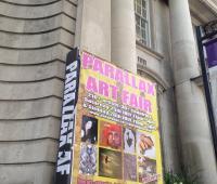 Parallax Art Fair - July 25 & 26th - Review 1
