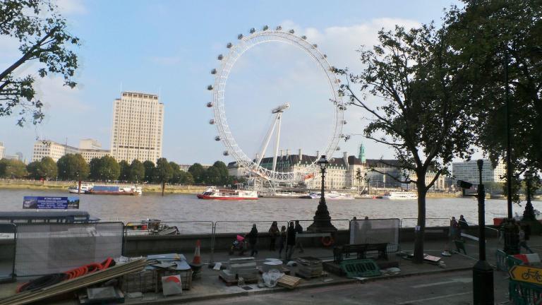 Garfunkel's #LondonLegend Tour 43