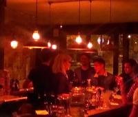 Machine No. 3 - New Bar opening in Hackney 6th November 95