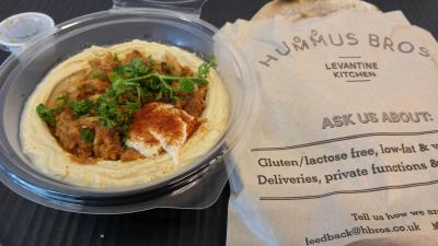 Hummus Bros - Review 23