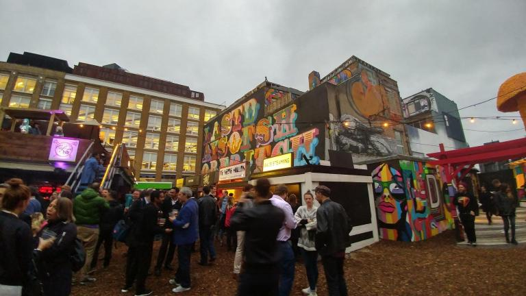 RED Market: Last Days of Shoreditch - Review 31
