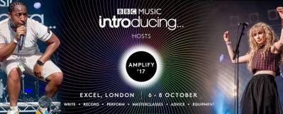 BBC Music Introducing hosts Amplify 6 - 8 October 29