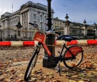 Next generation of Santander Cycles roll into London
