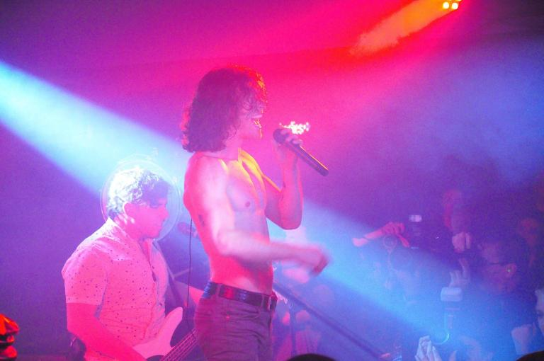 Nothing More - Dingwalls Camden Review 23