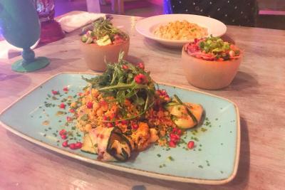 Tropicana Beach Club: Fun, Sunshine & Vegan Foods - Review 18