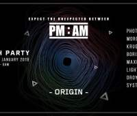 Expect the unexpected between PM and AM - Launch Party 71