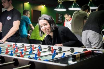 LONDON'S FIRST DEDICATED FOOSBALL BAR LAUNCHES 23