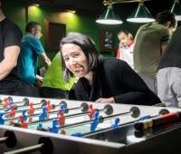 LONDON'S FIRST DEDICATED FOOSBALL BAR LAUNCHES 100