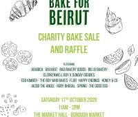 Borough Market Hosts 'Bake for Beirut' Fundraiser 21