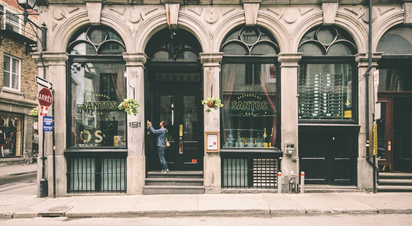 Montreal Cafes and Restaurants