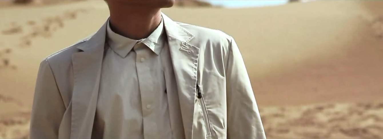 # 02DERIV. 16SS 感受世界脈動:STANDARD遊走大漠的率性風格 2