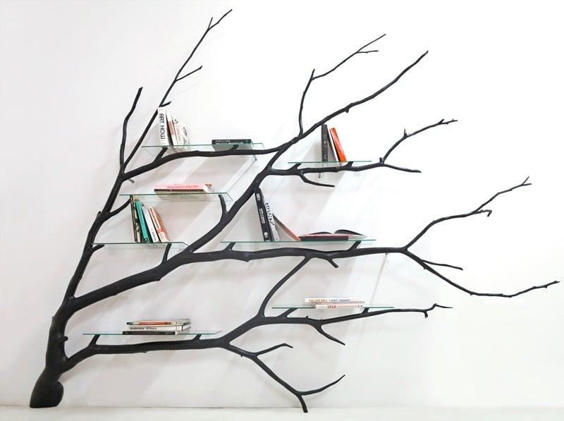 # 這書架竟然是枯木做成的!:Sebastian Errazuriz踏出門就是靈感開始 4