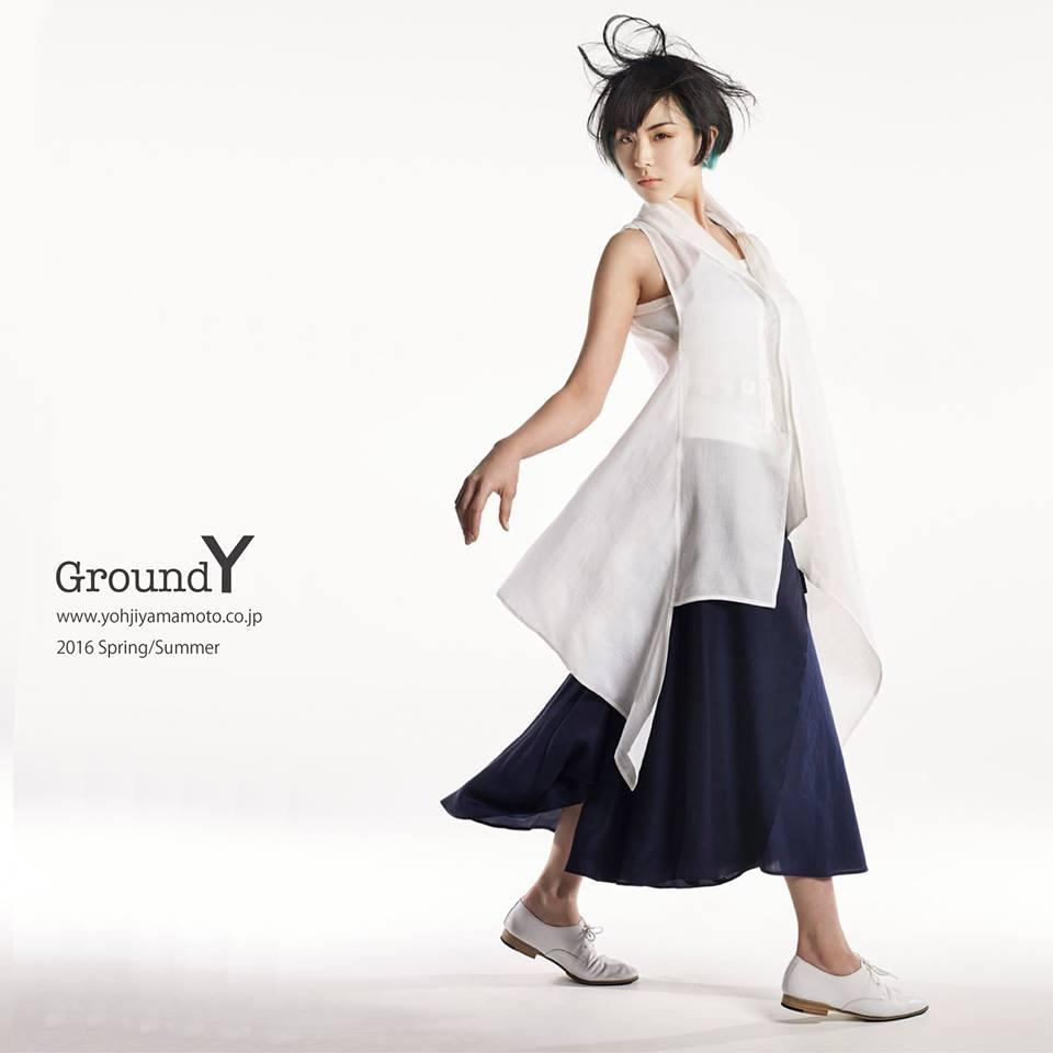# Ground Y 二度合作 Leslie Kee:邀日本個性新星演繹16 SS中性時裝! 8