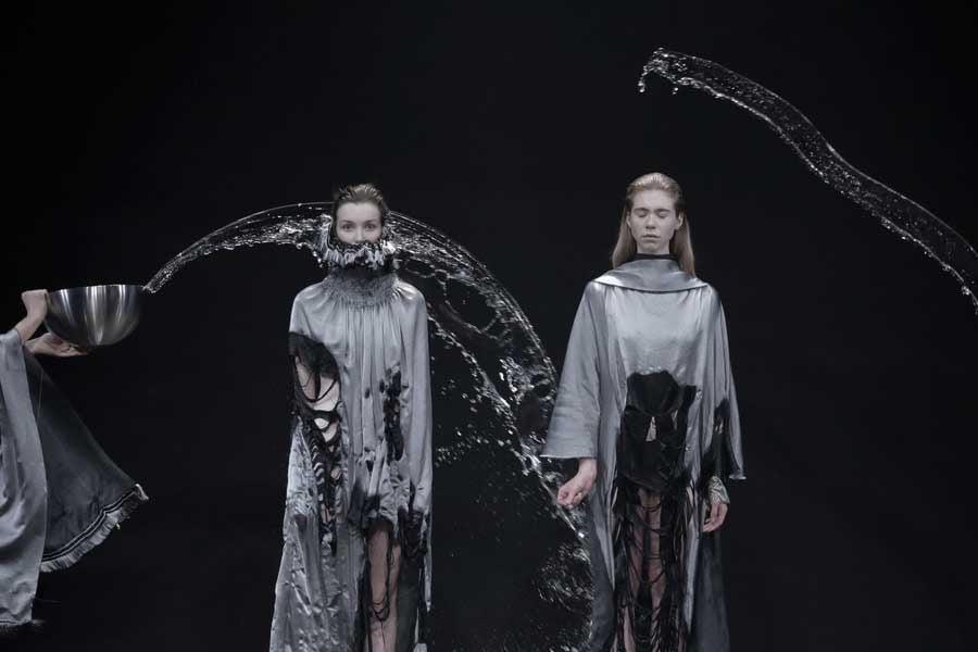 # Jef Montes 反時尚的服裝儀式:2016 FW 溶出真實赤裸 3