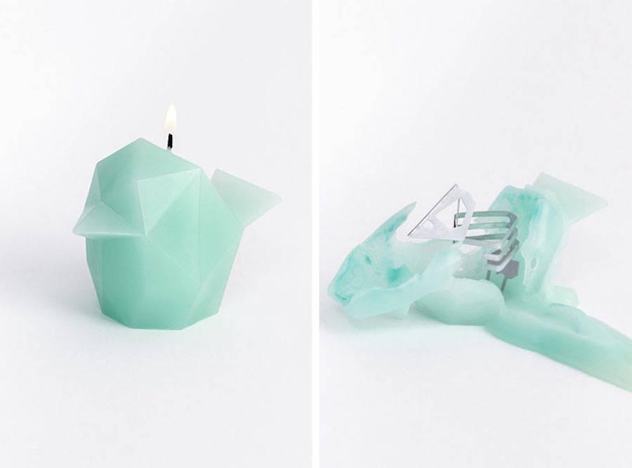 # PyroPet 動物蠟燭為你燃燒生命:不過燒完可是會看見殘骸 3