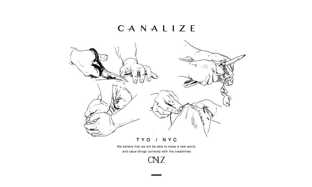 # CANALIZE 不只販售流行:讓人了解美學根本的新型態提案 8