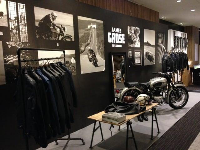 # JAMES GROSE 再現榮耀的探索之旅:百年品牌的重生! 5