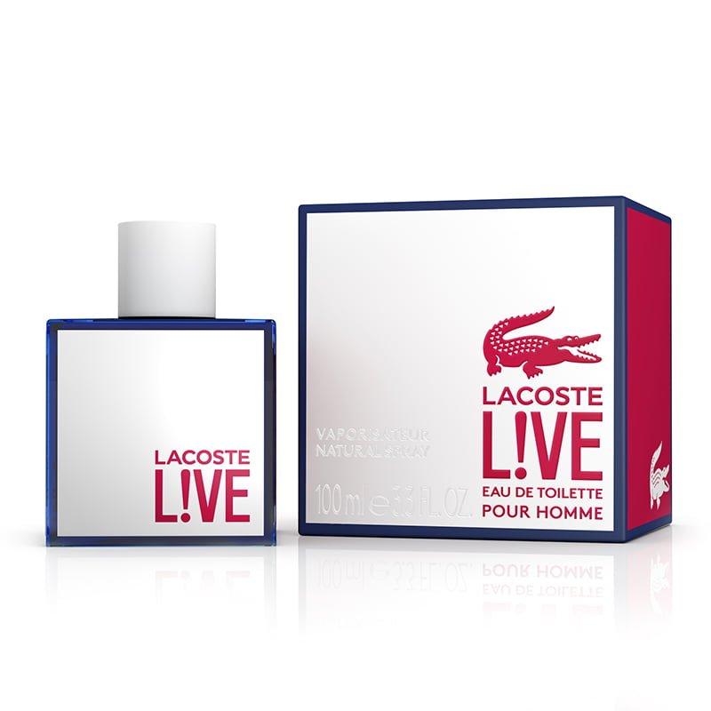 # 探索 LACOSTE L!VE 男士極刻活力淡香水的奧秘:手工立體書展示年輕和活力 18