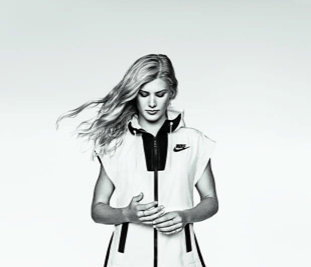 # Nike Tech Hypermesh : Genie Bouchard 詮釋夏日潮流 2