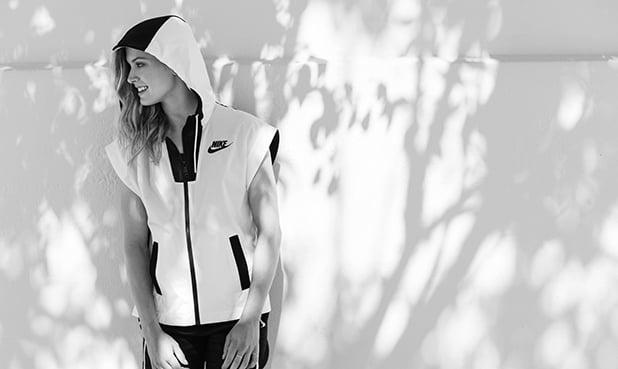 # Nike Tech Hypermesh : Genie Bouchard 詮釋夏日潮流 5