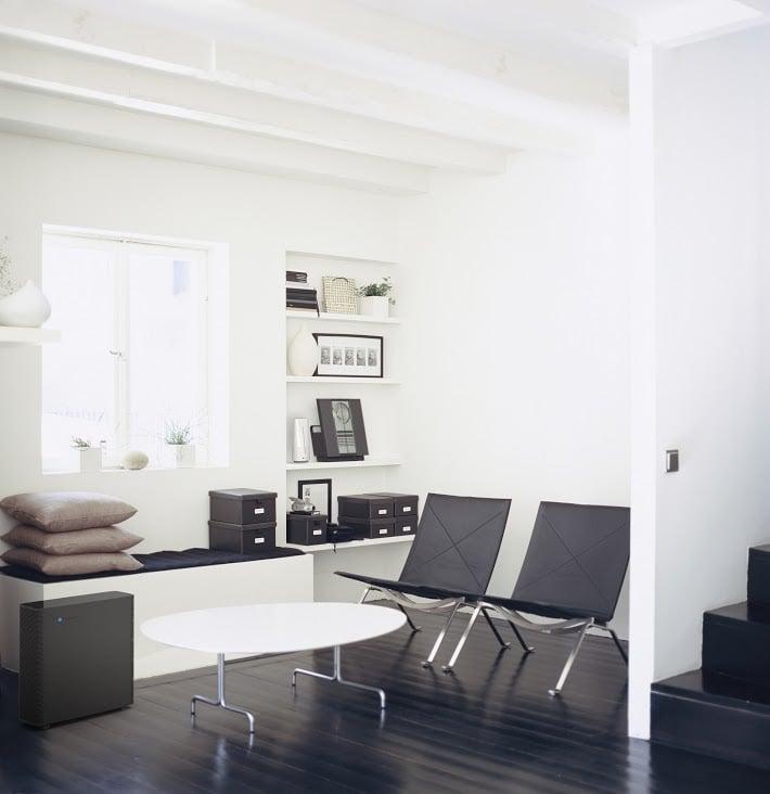 # 紅點設計獎加持:外貌與功能兼具的空氣清淨機Blueair Sense+ 3