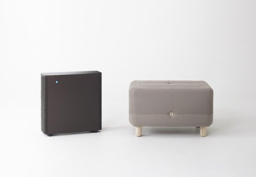 # 紅點設計獎加持:外貌與功能兼具的空氣清淨機Blueair Sense+ 1