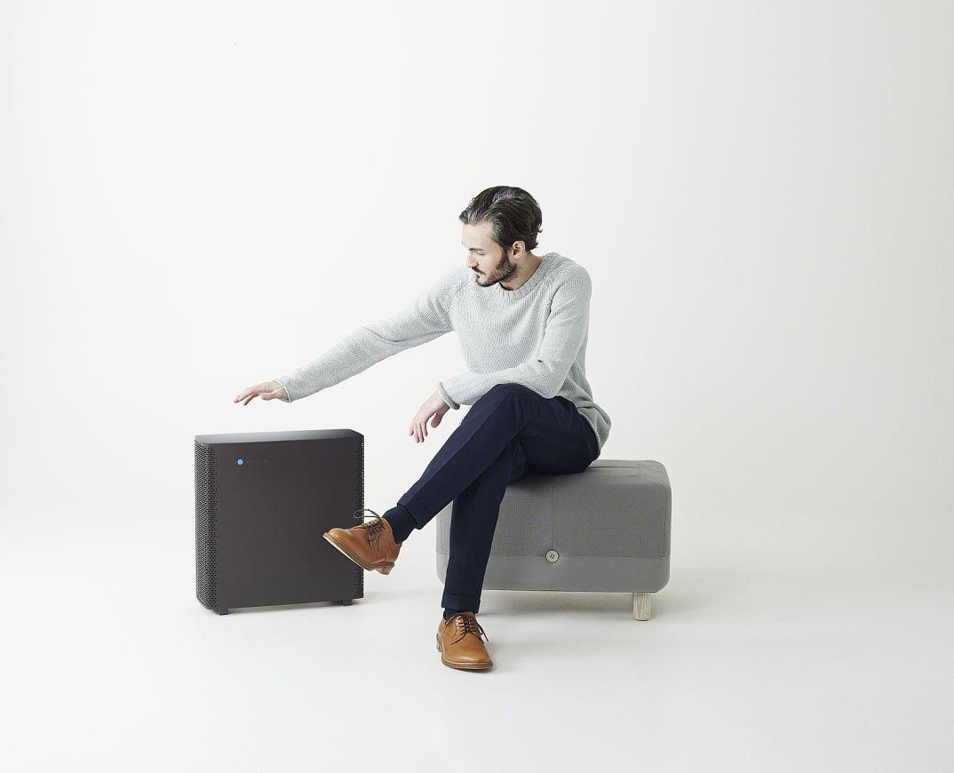 # 紅點設計獎加持:外貌與功能兼具的空氣清淨機Blueair Sense+ 2