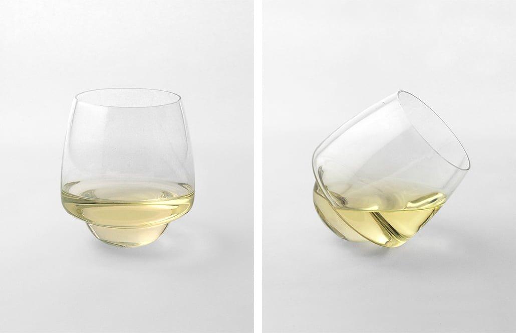 # Saturn Wine Glasses設計 : 不必擔心再碰倒酒杯,碰倒自動環繞品酒! 1