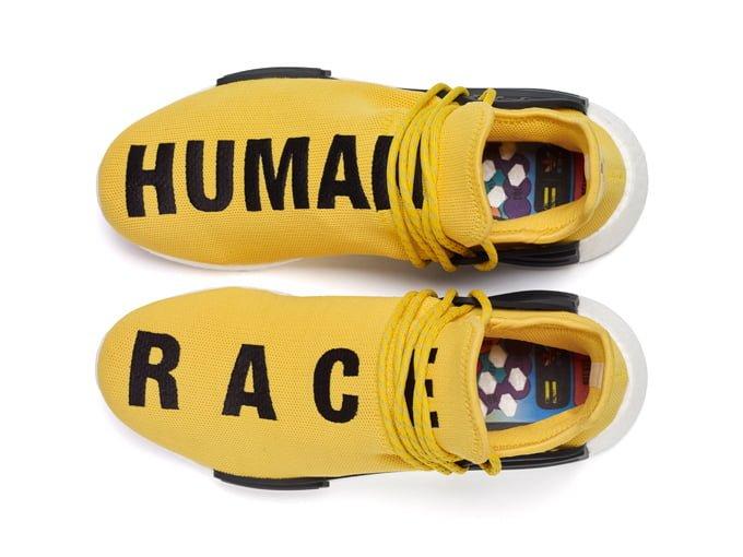 # adidas Originals = Pharrell Williams: 大愛理念鞋款 NMD Human Race 1