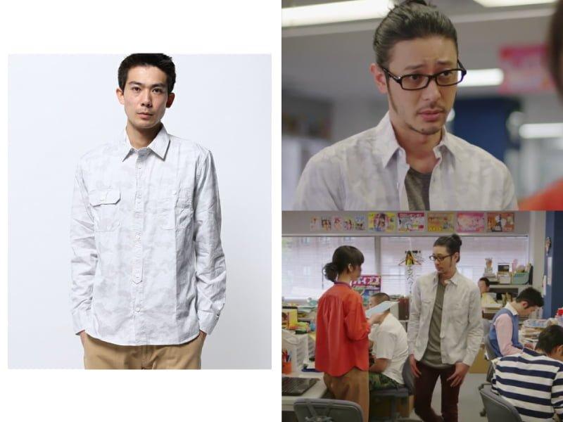# 日劇《重版出來》副編你在走時裝秀?:小田切讓1到10話穿搭大統整 4