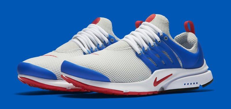 # Nike Air Presto: 新配色向奧運致敬 1