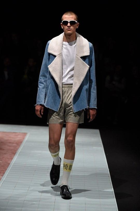 # Han Kjøbenhavn 2017 春夏:「購物戰士」?西方設計的漢字時尚 18