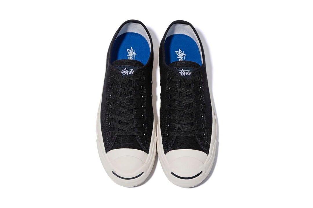 # Stussy x Converse: 全新聯名Jack Purcell系列 1