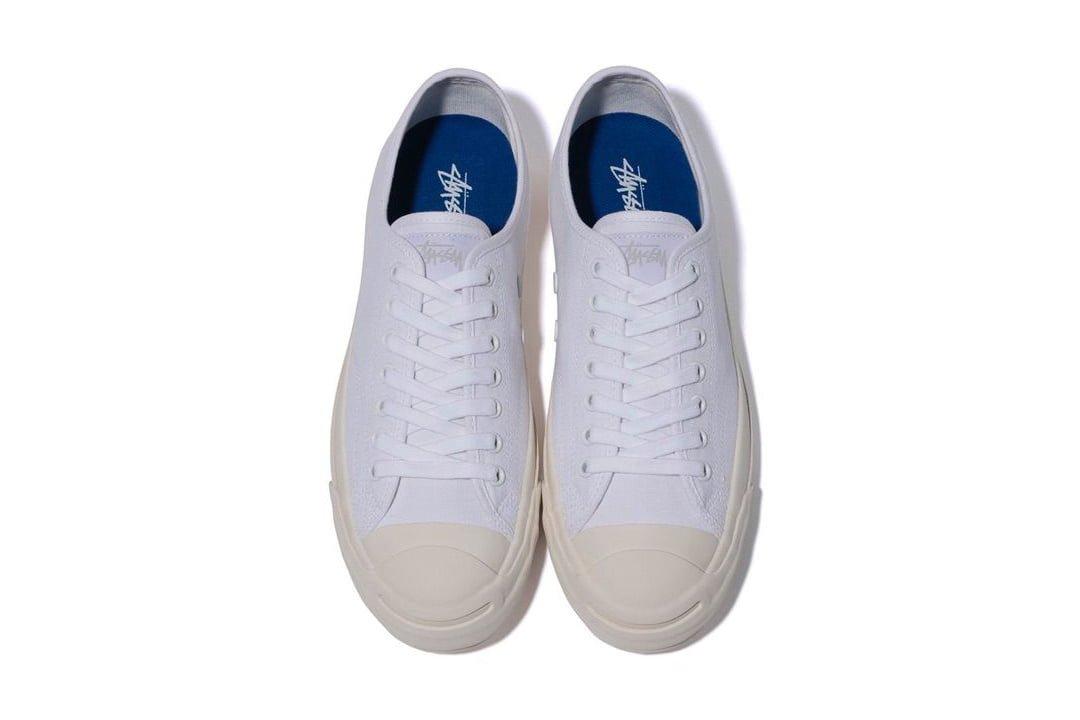 # Stussy x Converse: 全新聯名Jack Purcell系列 3
