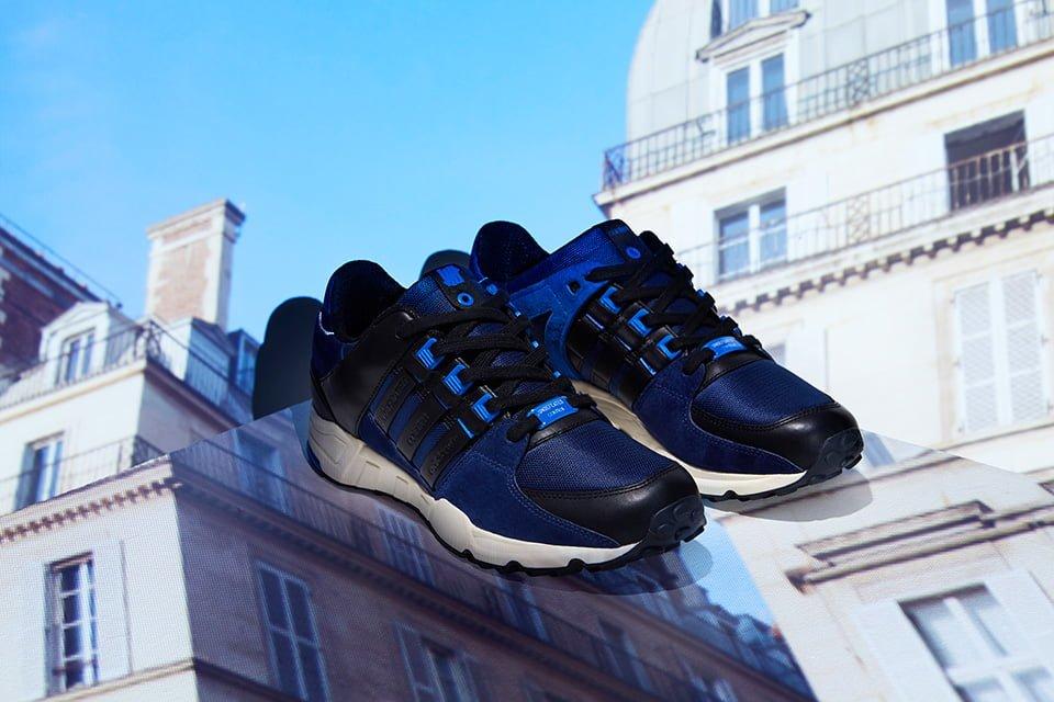 # 巴黎與加州有一種混味:Colette 和 UNDEFEATED 所融合的adidas 長這樣子! 2