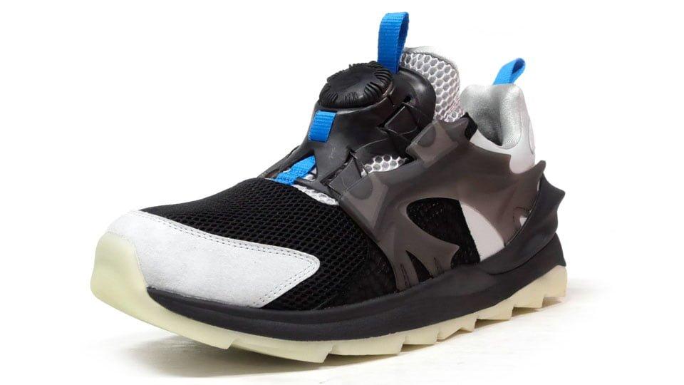 #把設計師的經典在改造:這款Puma DISC SWIFT TECH 找來日本最強服飾品牌與球鞋店雙單位 1