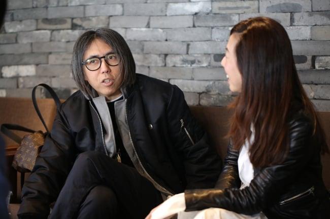 #涉谷新據點TRUNK(HOTEL):請來藤原HIROSHI訪談卻是真心話大冒險 4