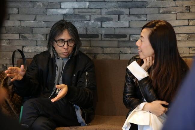 #涉谷新據點TRUNK(HOTEL):請來藤原HIROSHI訪談卻是真心話大冒險 1